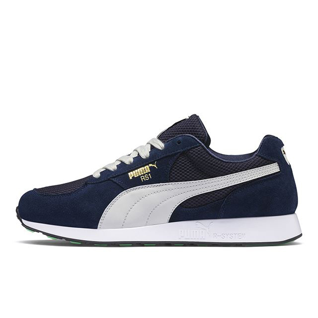 プーマ RS-1 OG PUMA RS-1 OG PUMA NEW NAVY-GRAY VIOLET メンズ スニーカー 369150-08