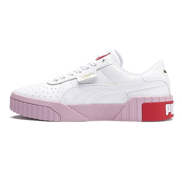 PUMA CALI WNS Puma White-Pale Pink 369155-02