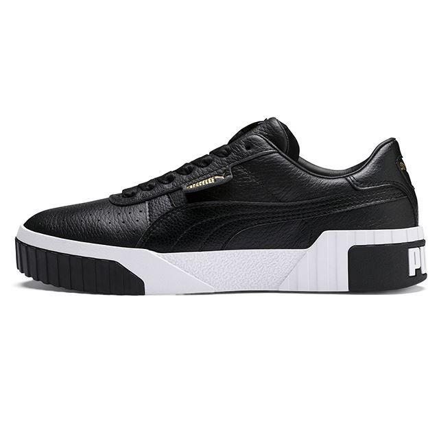 PUMA CALI WNS Puma Black-Puma White 369155-03