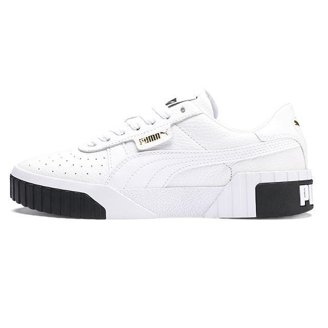PUMA CALI WNS Puma White-Puma Black 369155-04