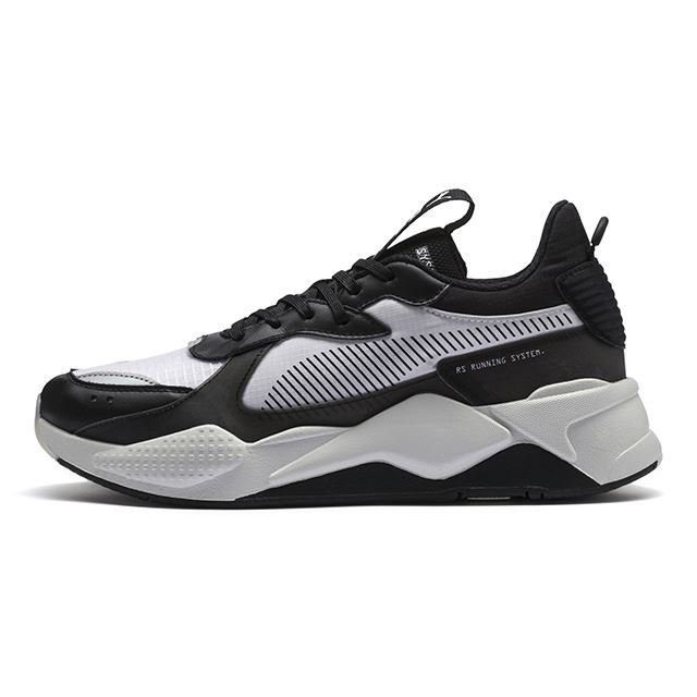 プーマ RS-X テック PUMA RS-X TECH PUMA BLACK-VAPOROUS GRAY-PUM メンズ スニーカー 369329-01