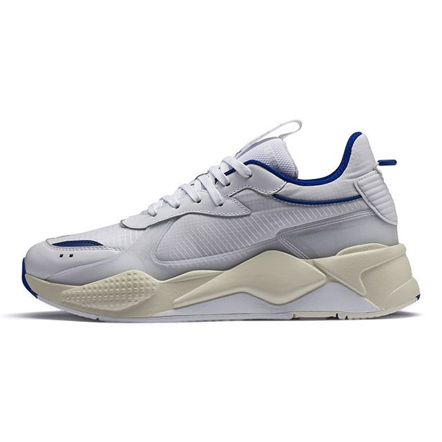 プーマ RS-X テック PUMA RS-X TECH PUMA WHITE-WHISPER WHITE メンズ スニーカー 369329-03