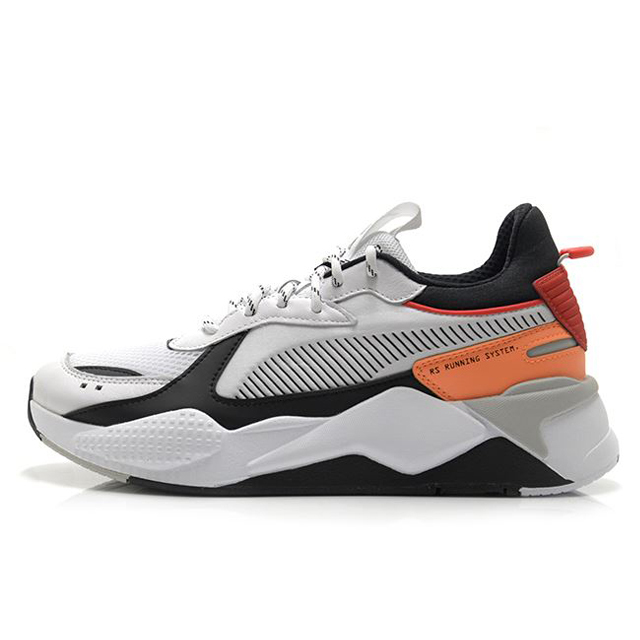 【30%OFF SALE】プーマ RS-X トラックス PUMA RS-X TRACKS PUMA WHITE-PUMA BLACK メンズ スニーカー 369332-02