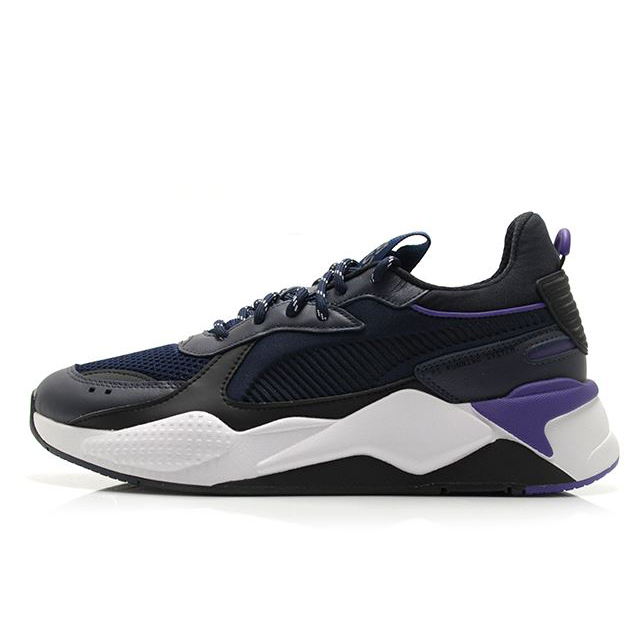 【30%OFF SALE】プーマ RS-X トラックス PUMA RS-X TRACKS PUMA NEW NAVY-PUMA BLACK メンズ スニーカー 369332-03