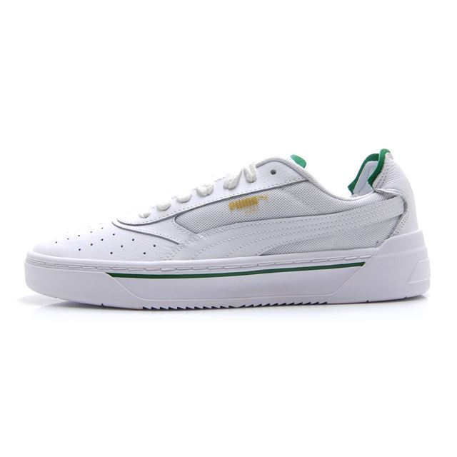 PUMA CALI-0 PUMA WHITE-AMAZON GREEN-PUMA 369337-02