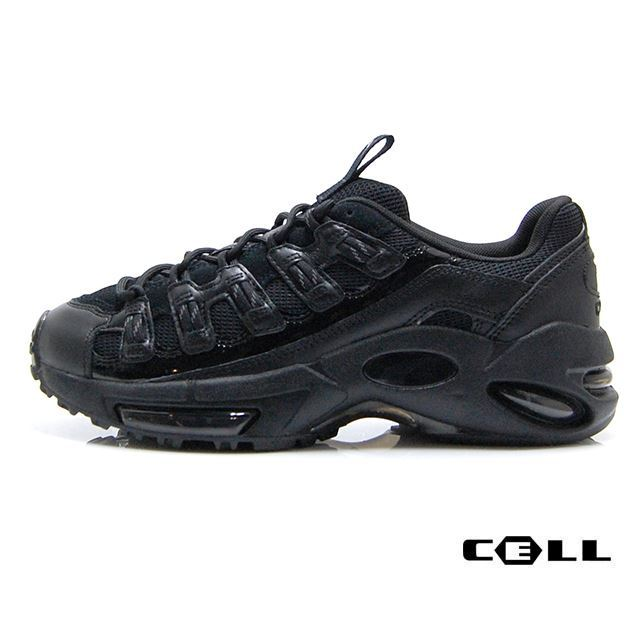 PUMA CELL ENDURA Reflective PUMA BLACK メンズ スニーカー 369665-01