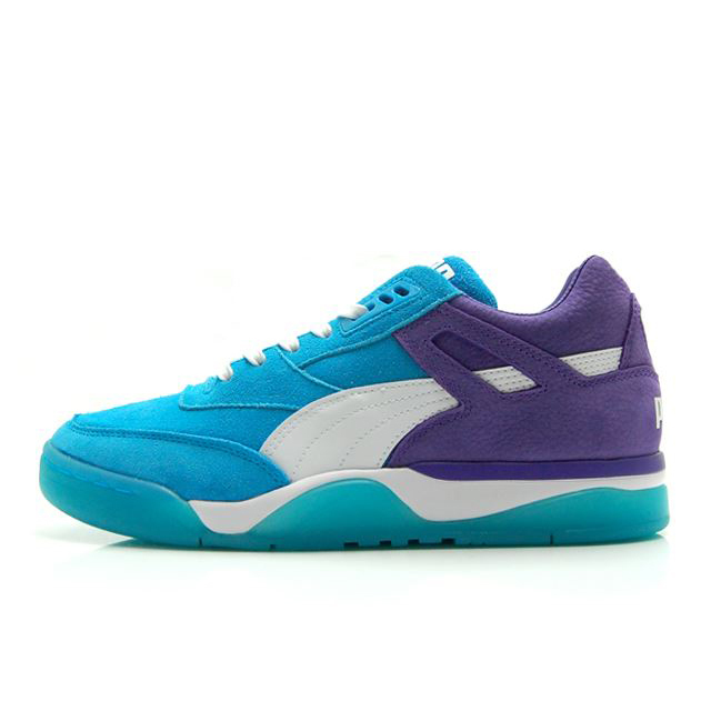 PUMA PALACE GUARD QUEEN CITY HERITAGE BASKETBALL 370411-01