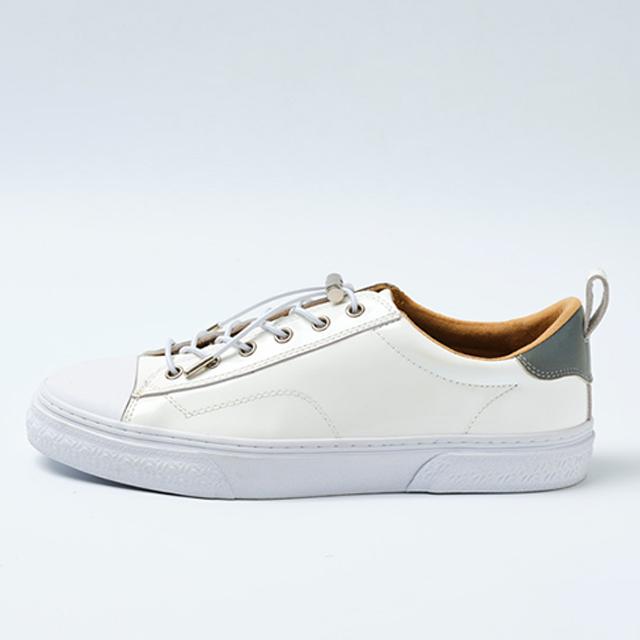 スラック SLACK CLUDE GL WHITE/WHITE メンズ スニーカー SL1705-102