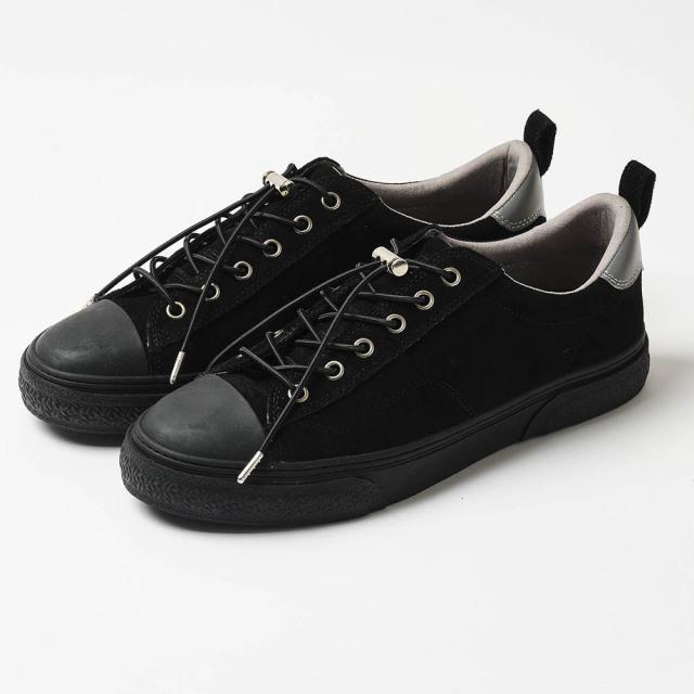 スラック SLACK CLUDE PREMIUM SUEDE BLACK/BLACK メンズ レディース スニーカー SL1401-003