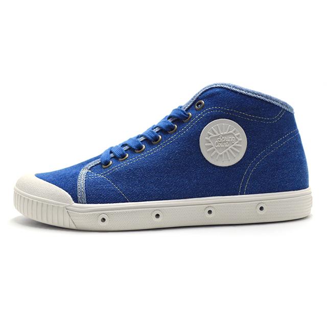 【30%OFF SALE】 スプリングコート spring court スニーカー メンズ レディース B2 DENIM BLUE  ブルー B2N-2BD-BL B2S-2BD-BL
