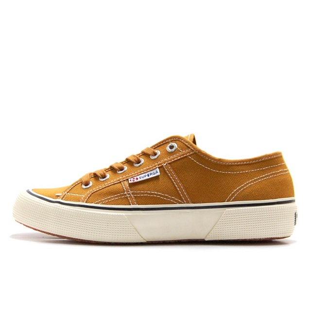 スペルガ SUPERGA 2490-COTU BROWN BRONZE メンズ スニーカー S11141W-XFQ