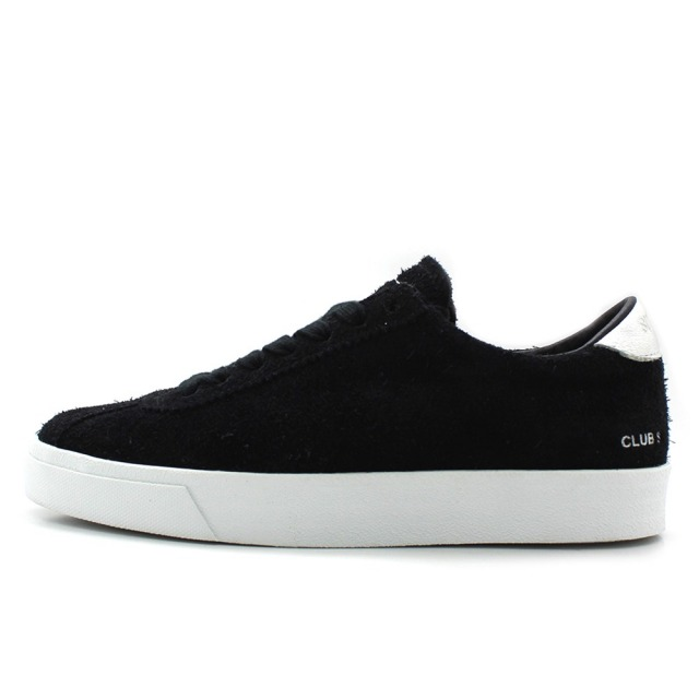 スペルガ SUPERGA 2843-CLUB S HARYSUEMETLEAW BLACK SILVER レディース スニーカー S5112NW-A1E