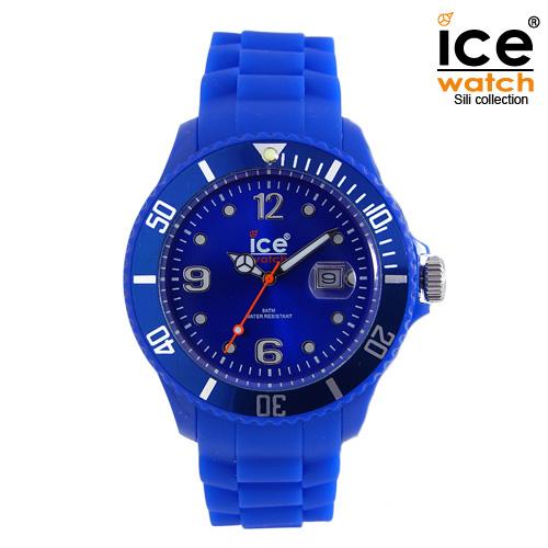 ice watch アイスウォッチ メンズ レディース 腕時計 ICE forever アイスフォーエバー ユニセックス BLUE ブルー 000135 [定番モデル/シリコンストラップ/国内正規販売店/Authorized Dealer]