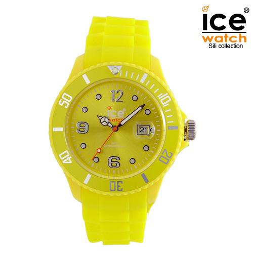 ice watch アイスウォッチ メンズ レディース 腕時計 ICE forever アイスフォーエバー ユニセックス YELLOW イエロー 000137 [定番モデル/シリコンストラップ/国内正規販売店/Authorized Dealer]