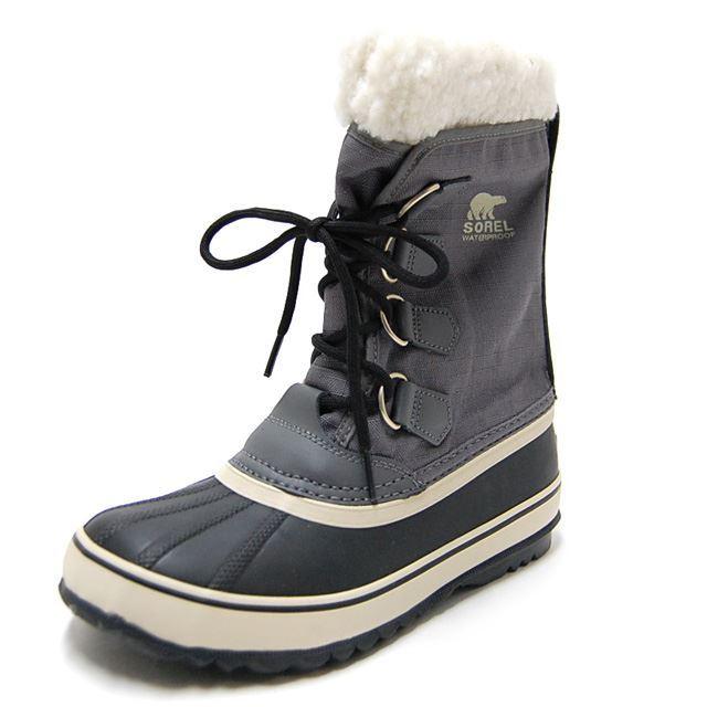 SOREL WINTER CARNIVAL ソレル レディース ブーツ ウインターカーニバル NL1495-035 PW/BK [ピューター/ブラック]