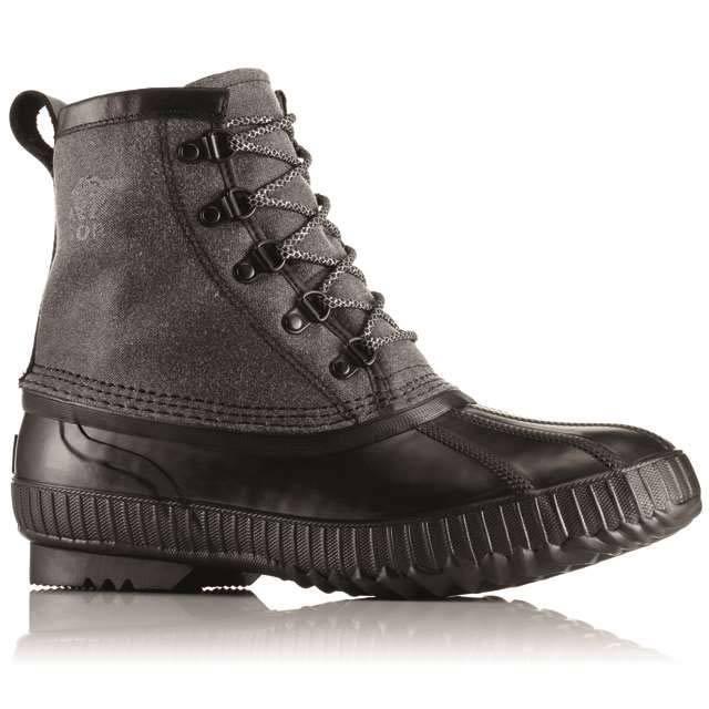 ソレル SOREL ブーツ メンズ スノーブーツ シャイアン2ショート CHEYANNE II SHORT CVS 防水 ウォータープルーフ 防滑 ブラック NM2605-010