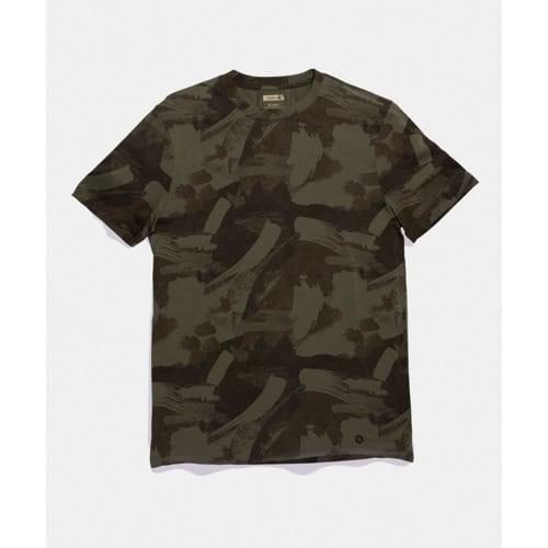 スタンス STANCE BRUSHSTROKE CAMO T GREEN メンズ レディース Tシャツ A2SS1A20BR-GRN