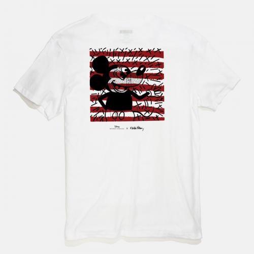 スタンス STANCE MICKEY X HARING WHITE メンズ レディース Tシャツ DISNEY KEITH HARING ディズニー キース・ヘリング A3SS1D20HA-WHT