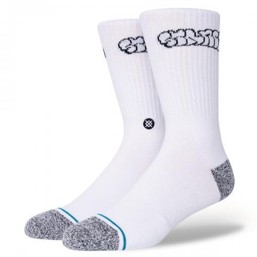 スタンス ソックス STANCE SOCKSBRINKMAN WHITE メンズ ソックス 靴下 A556B21BRI-WHT