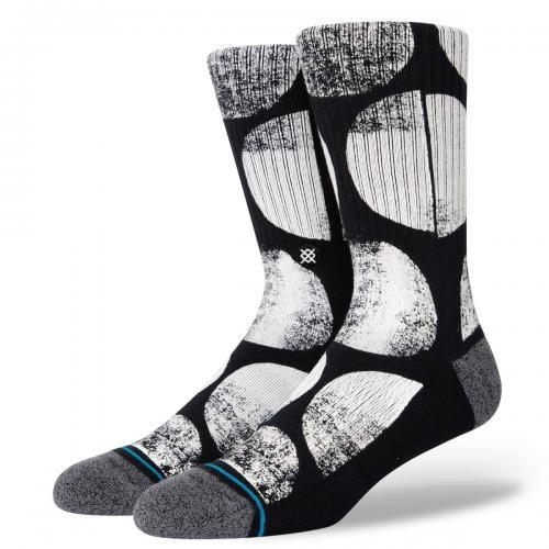 スタンス ソックス STANCE SOCKSSTAMP DOT BLACK メンズ ソックス 靴下 A556B21STA-BLK