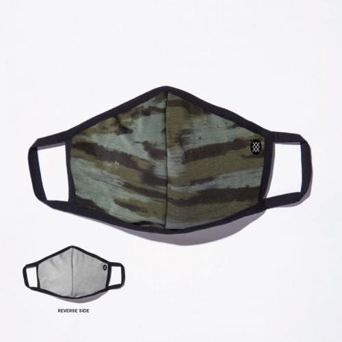 スタンス マスク 洗える STANCE RAMP CAMO MASK ARMY GREEN アクセサリー AH01C20RAM-AMG