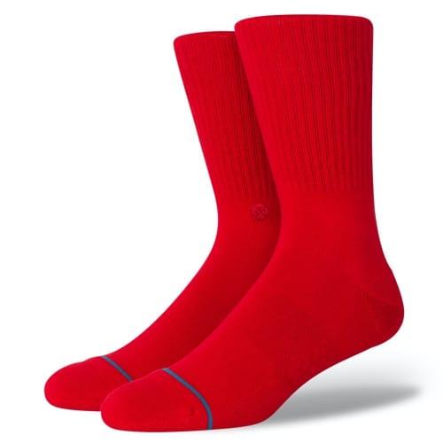 スタンス STANCE ICON RED メンズ ソックス M311D14ICO#RED