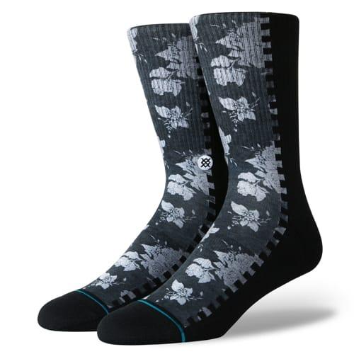 スタンス STANCE メンズ ハイソックス 靴下 NOT YOUR HONEY B BLACK M546A19NOT-BLK /Lサイズ(25.5-29.0cm)