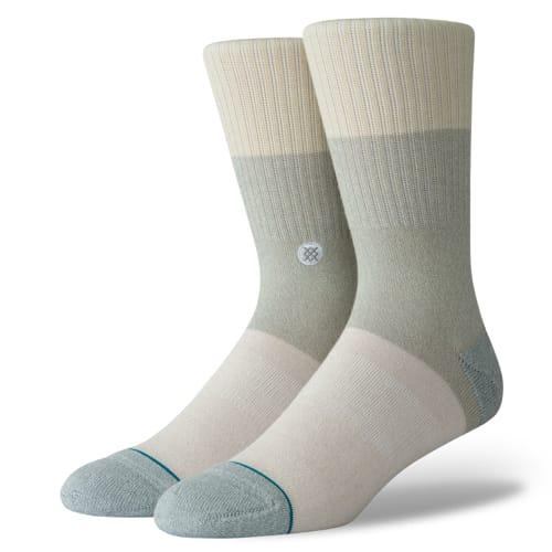 STANCE スタンス メンズ ソックス 靴下 NEAPOLITAN MINT M556A19NEA-MNT-Lサイズ(25.5-29.0cm)