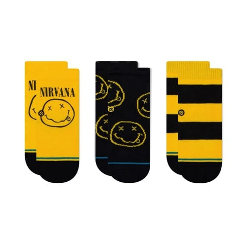 スタンス STANCE NEVERMIND 3 PACK 1-2 MULTI キッズ ソックス 靴下 T110A20NE1-MUL/1-2YEARS
