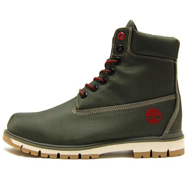 Timberland ティンバーランド メンズ ブーツ Radford Canvas Boot A1M7Z [ハイカット/キャンバス/カーキ]