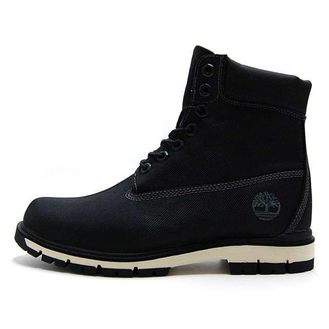 Timberland ティンバーランド メンズ ブーツ Radford Canvas Boot A1MFI [ハイカット/キャンバス/ブラック]