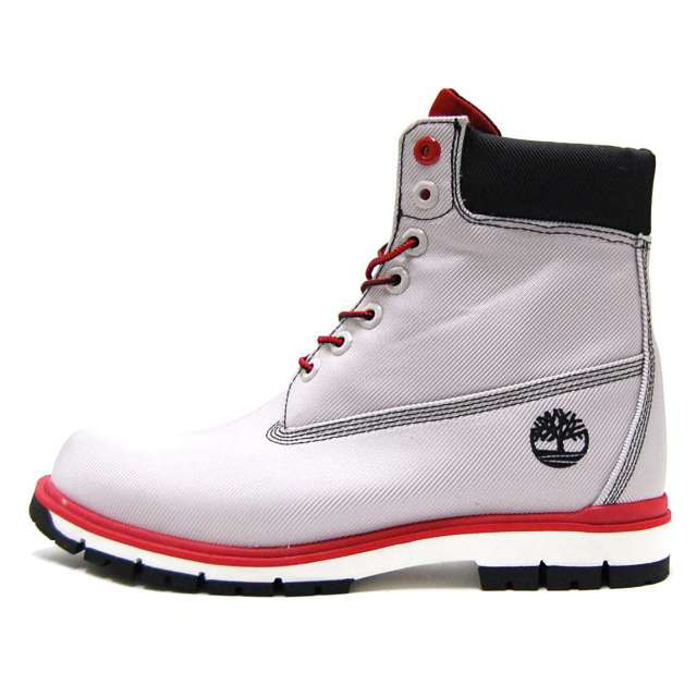 Timberland ティンバーランド メンズ ブーツ Radford Canvas Boot A1MFU [ハイカット/キャンバス/ホワイト]
