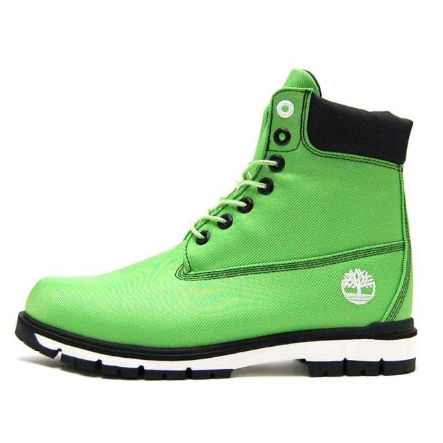 Timberland ティンバーランド メンズ ブーツ Radford Canvas Boot A1MG6 [ハイカット/キャンバス/グリーン]