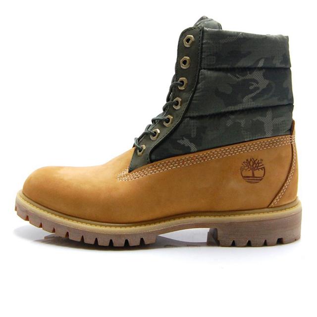 【SALE】 ティンバーランド ブーツ メンズ 6インチ プレミアム パフブーツ Timberland 6 Inch Premium Puffer Boot A1ZRH