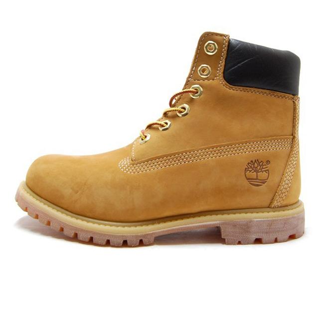 Timberland ティンバーランド レディース イエロー ブーツ アイコン 6 Premiam Boot 6インチ プレミアムブーツ ウィートヌバック 10361 [定番モデル/ウィメンズ/レディース/国内正規販売店/Authorized Dealer]