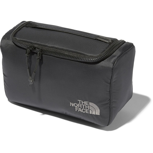 ザ・ノースフェイス グラムパデッドボックス THE NORTH FACE GLAM PADDED BOX ブラック バッグ アクセサリー バッグインバッグ NM82069-K