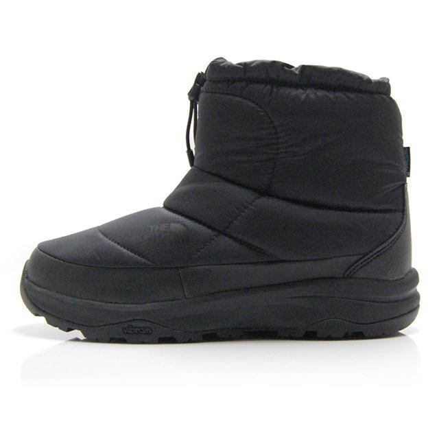 ザ・ノースフェイス ヌプシブーティーウォータープルーフVIショート THE NORTH FACE NUPTSE BOOTIE WP VI SHORT ブラック メンズ レディース ブーツ NF51874-K