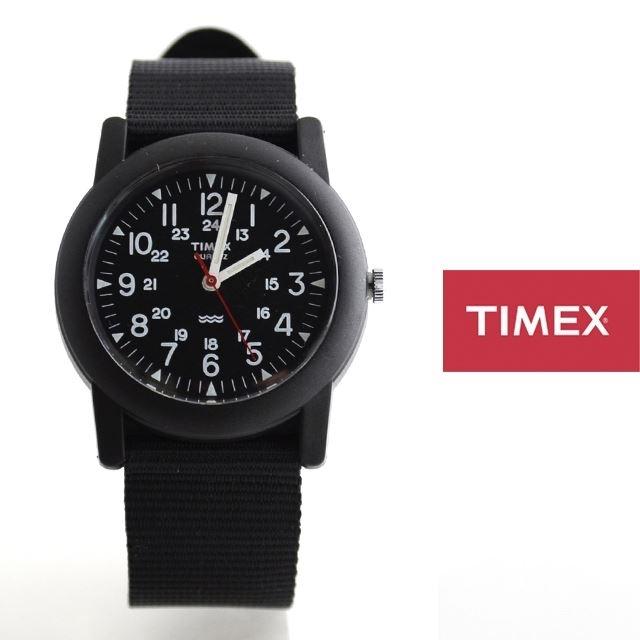 TIMEXタイメックスミリタリーチビミリアーミー腕時計Camperキャンパー定番モデルT18581【男性用/女性用】