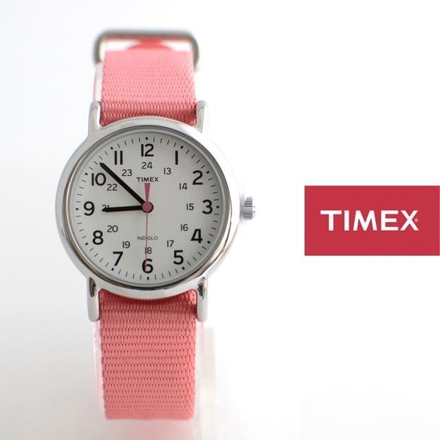 TIMEXタイメックスWEEKENDERウィークエンダーミッドサイズ定番モデルT2P368【女性用】