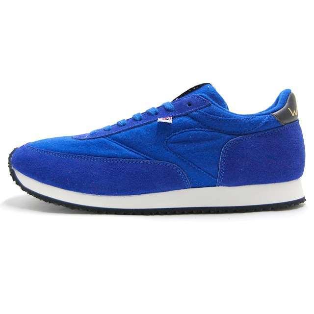 【30%OFF セール】 ウォルシュ WALSH スニーカー メンズ LA84 HAINSWORTH BRIGHT BLUE ブルー LAV10042