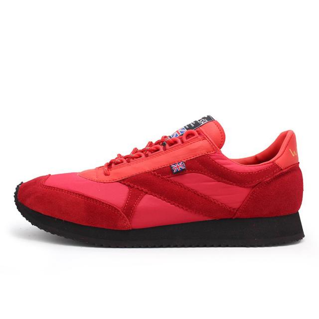 ウォルシュ WALSH VOYAGER SP RED メンズ スニーカー VOY50022