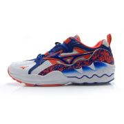 MIZUNO WAVE RIDER1 90sATHLETIC WHITE/BLUE/ORANGE D1GA192522