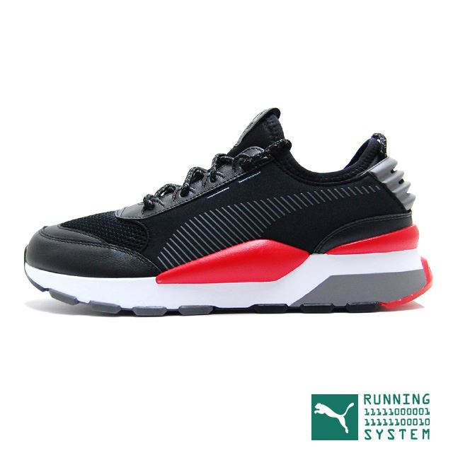 "PUMA RS-0 PLAY ""RS-0 PLAY PACK"" BLACK 367515-02"