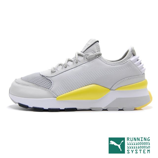 "PUMA RS-0 PLAY ""RS-0 PLAY PACK"" GRAY 367515-03"
