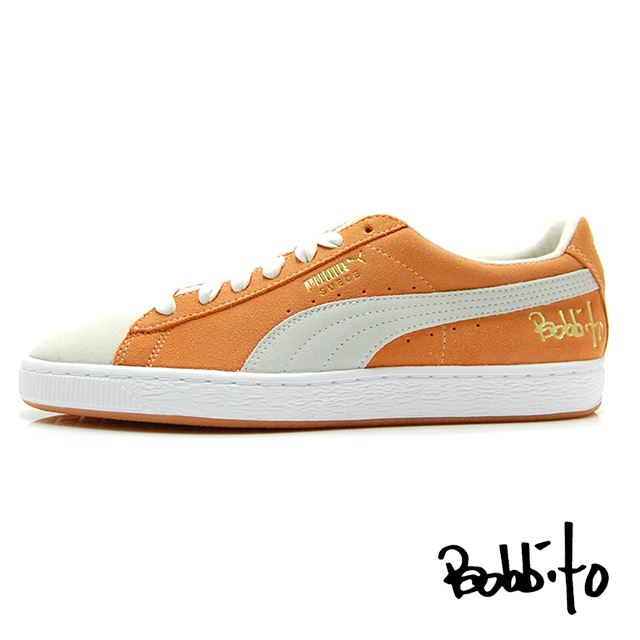 PUMA Suede Classic x Bobbito Burnt Orange 50th anniversary LIMITED EDITION 366336-01
