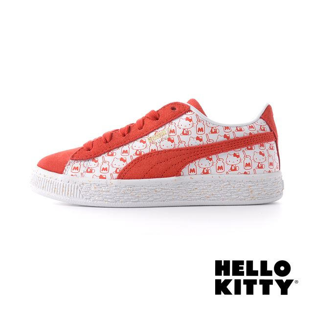 PUMA Suede Classic x Hello Kitty PS 366464-01