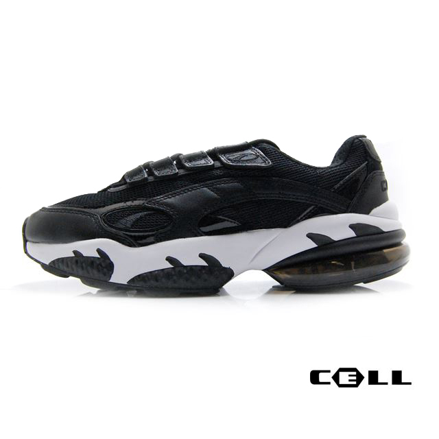PUMA CELL Venom Reflective PUMA BLACK-PUMA WHITE 369701-01
