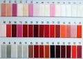 リボン印絹糸 カラー/#1〜#45 #50/130m巻 絹100%