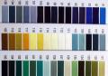 リボン印絹糸 カラー/#91〜#135 #50/130m巻 絹100%