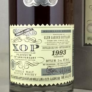 グレンギリー1993 ダグラスレイン XOP PLATINUM 58.4%